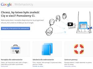 Centrum Google dla Webmasterów