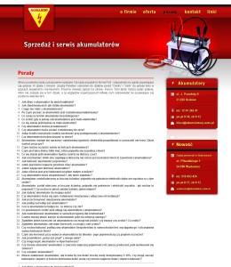 Baza wiedzy nt. akumulatorów. Az 40 pytań i wyczerpujących odpowiedzi! Źródło: www.akumulatory.auto.pl